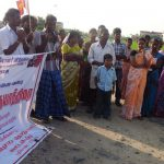Padhayatra from Trichy to Chennai 2013 November 7-22, demanding bonded labour rehabilitation